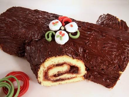 Ricetta Tronchetto Di Natale Alla Nutella.Tronchetto Di Natale Alla Nutella Mywebworld